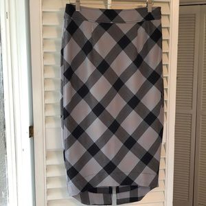 NWOT - Free People Pencil Skirt. Size 8.